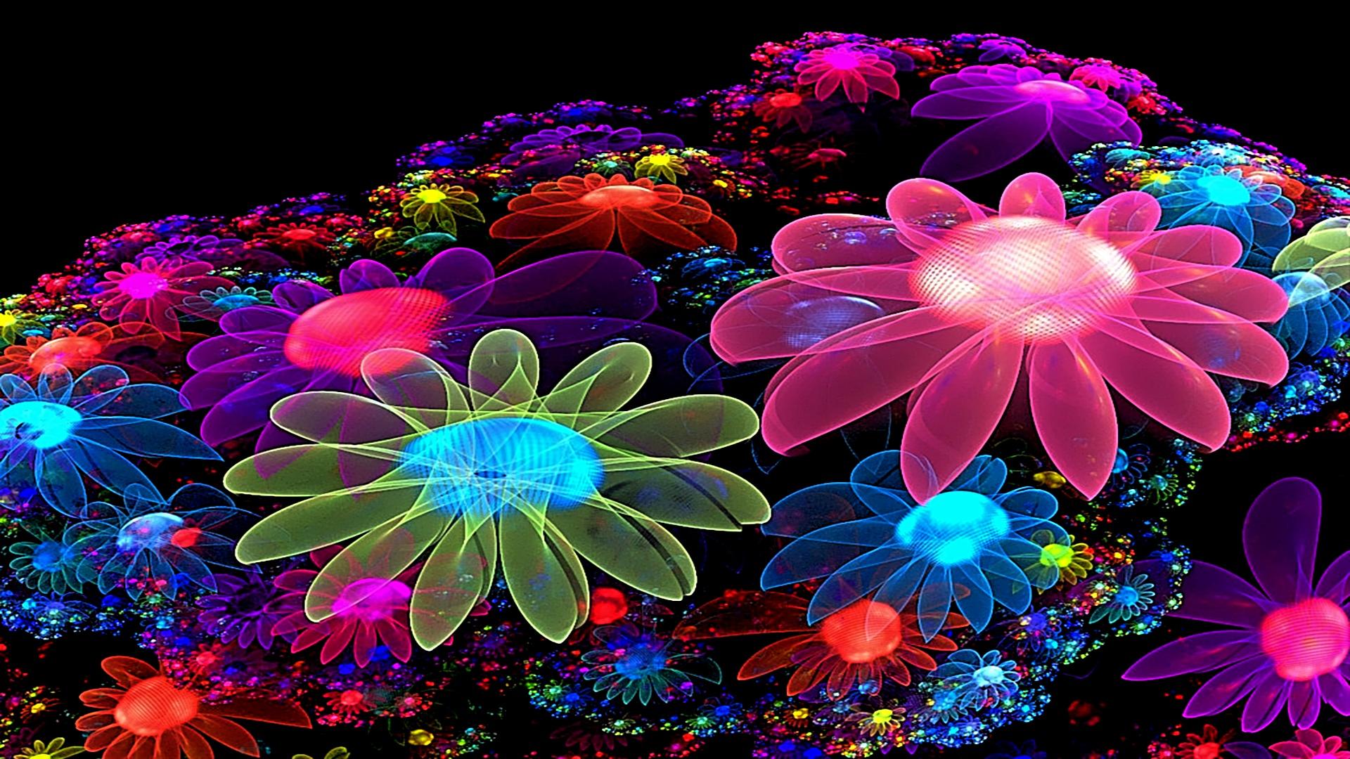 neonflowers