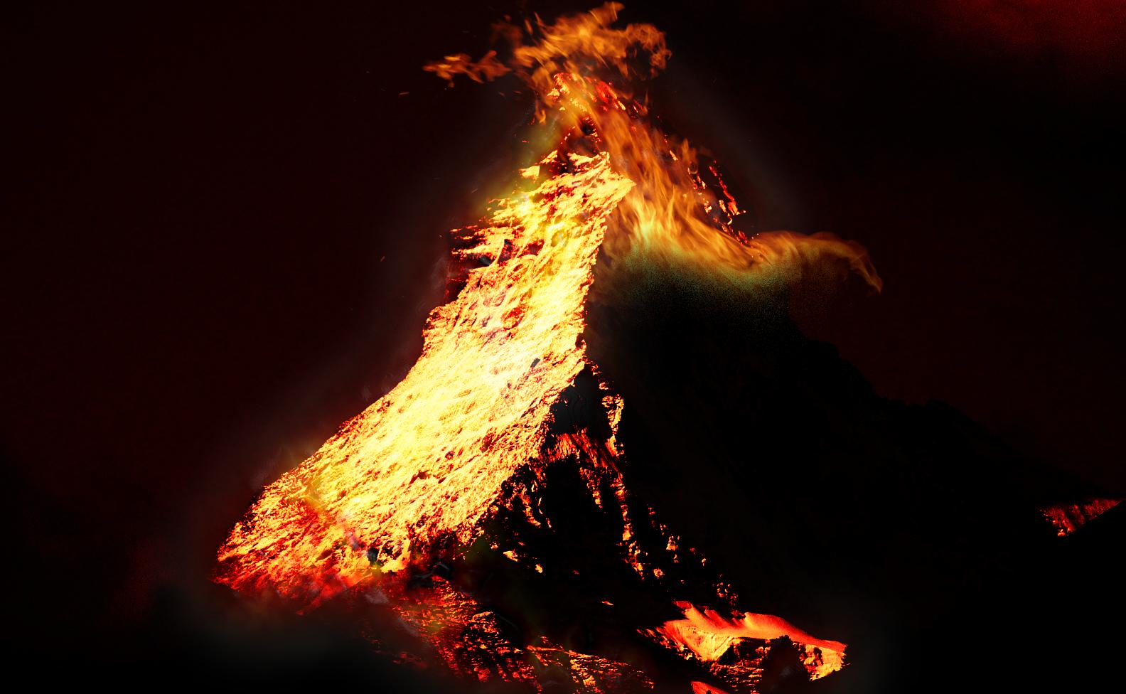 fireonthe mountain
